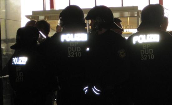 Braunschweig Hauptbahnhof 6.4.2014